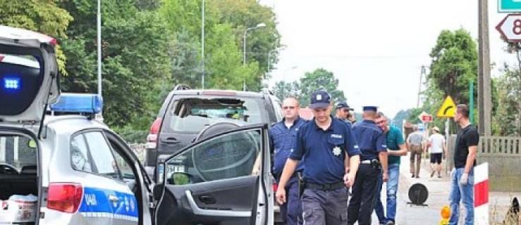 Strzelał w Jarocinie, policja go postrzeliła [WIDEO] - Zdjęcie główne