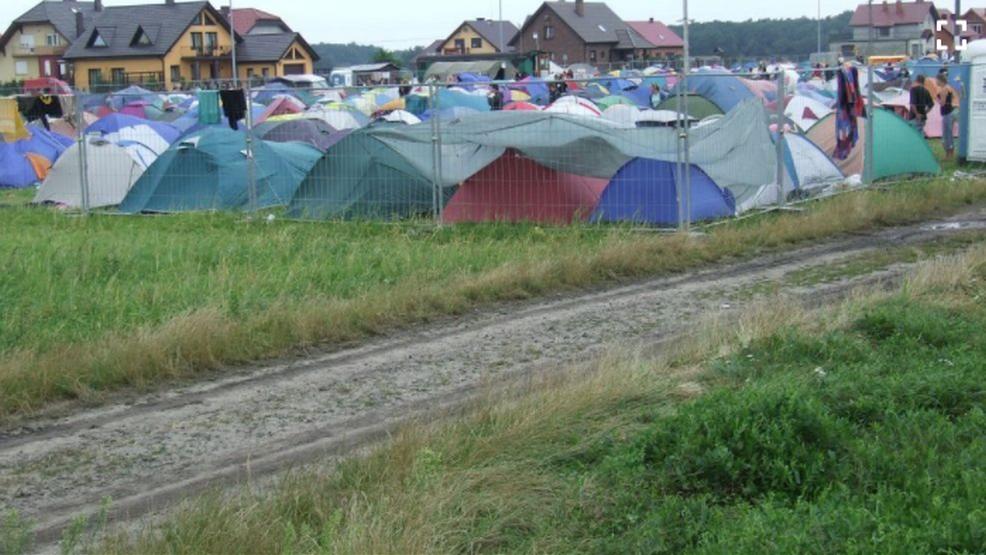 Jarocin Festiwal 2021. Sold out pola namiotowego. Czy gdzieś jeszcze można liczyć na nocleg? - Zdjęcie główne