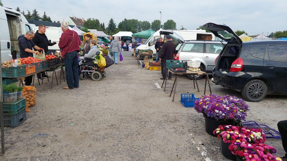 Raport cenowy warzyw i owoców na jarocińskim targowisku - Zdjęcie główne