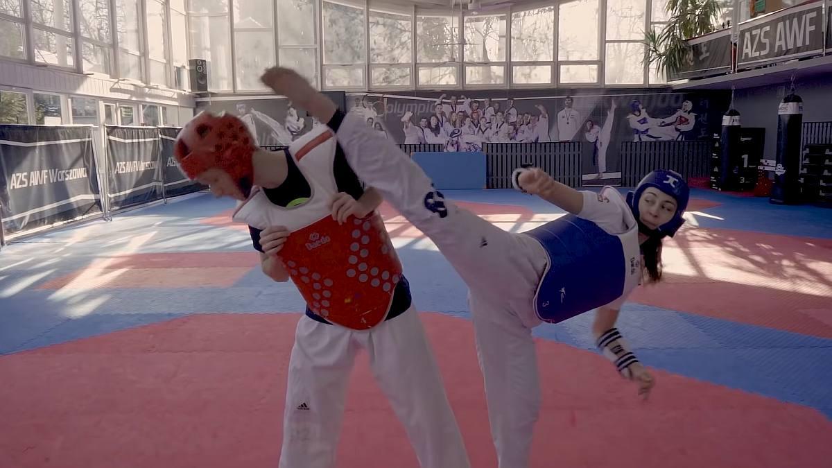 Zawodniczka z Jarocina zdradza tajniki taekwondo olimpijskiego - Zdjęcie główne