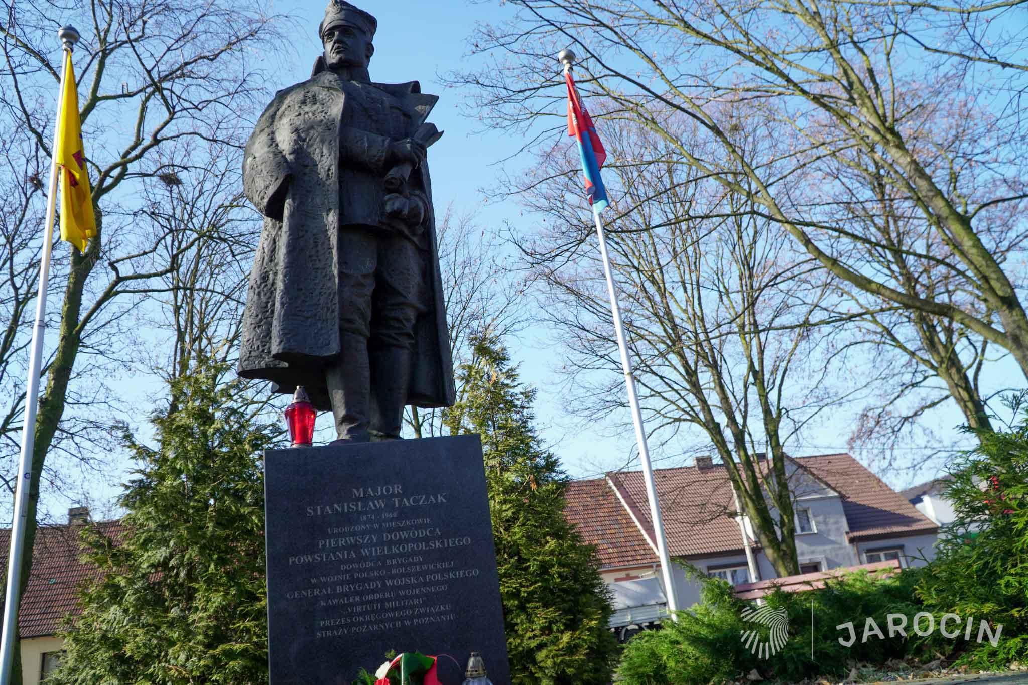 W Mieszkowie uczcili rocznicę śmierci generała Taczaka - Zdjęcie główne