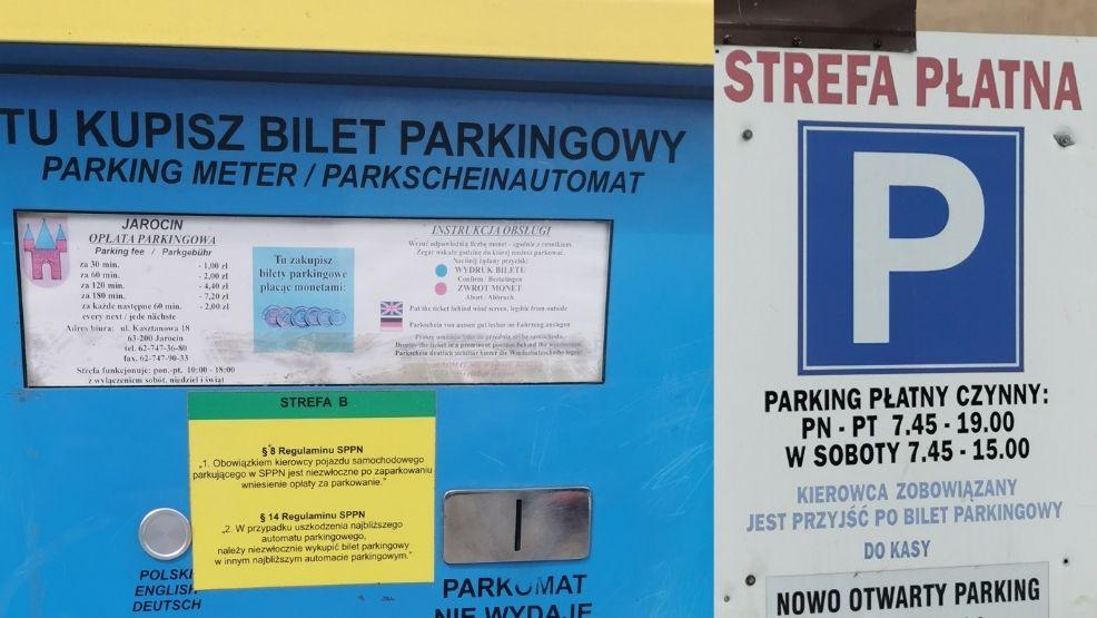 Gdzie zaparkować samochód w Jarocinie? Sprawdź listę parkingów    - Zdjęcie główne