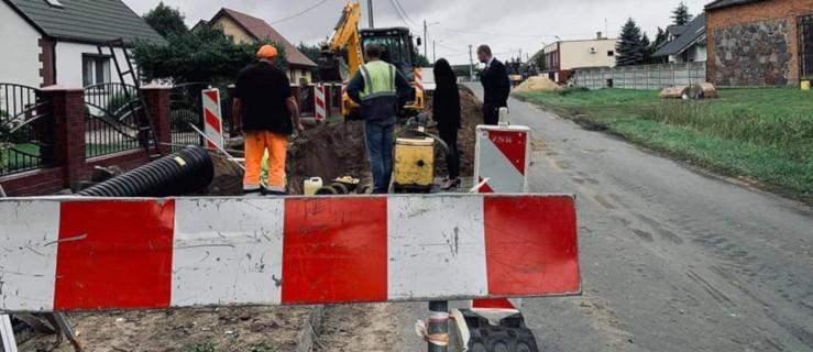 Ruszyła przebudowa drogi Golina-Potarzyca-Rusko [ZDJĘCIA] - Zdjęcie główne