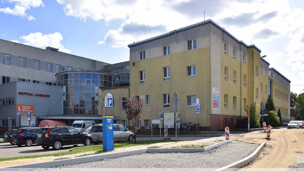 Jarociński szpital czekają duże zmiany. Dwa oddziały będą się przenosiły  - Zdjęcie główne