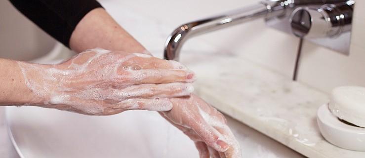 To podstawowy środek do walki z pandemią. ZOBACZ jak i kiedy dokładnie myć ręce  - Zdjęcie główne
