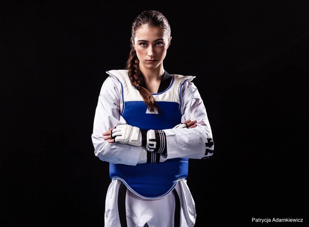 Miała być pianistką. Wybrała teakwondo i będzie walczyć o medal na Igrzyskach Olimpijskich. Przeczytaj rozmowę z Patrycja Adamkiewicz - Zdjęcie główne