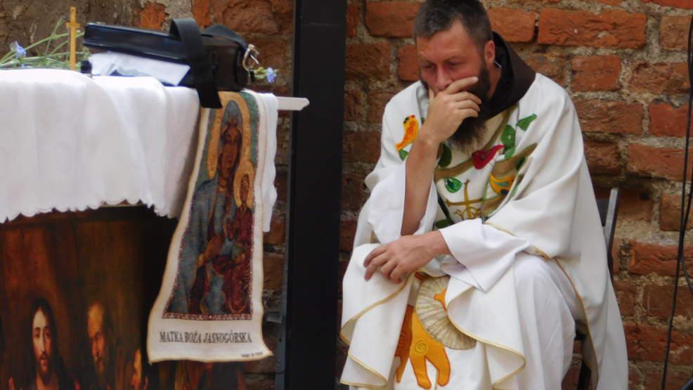 Najbardziej szalona rzecz, jaką zrobił ojciec Kordian? Przeczytaj rozmowę z zakonnikiem  - Zdjęcie główne