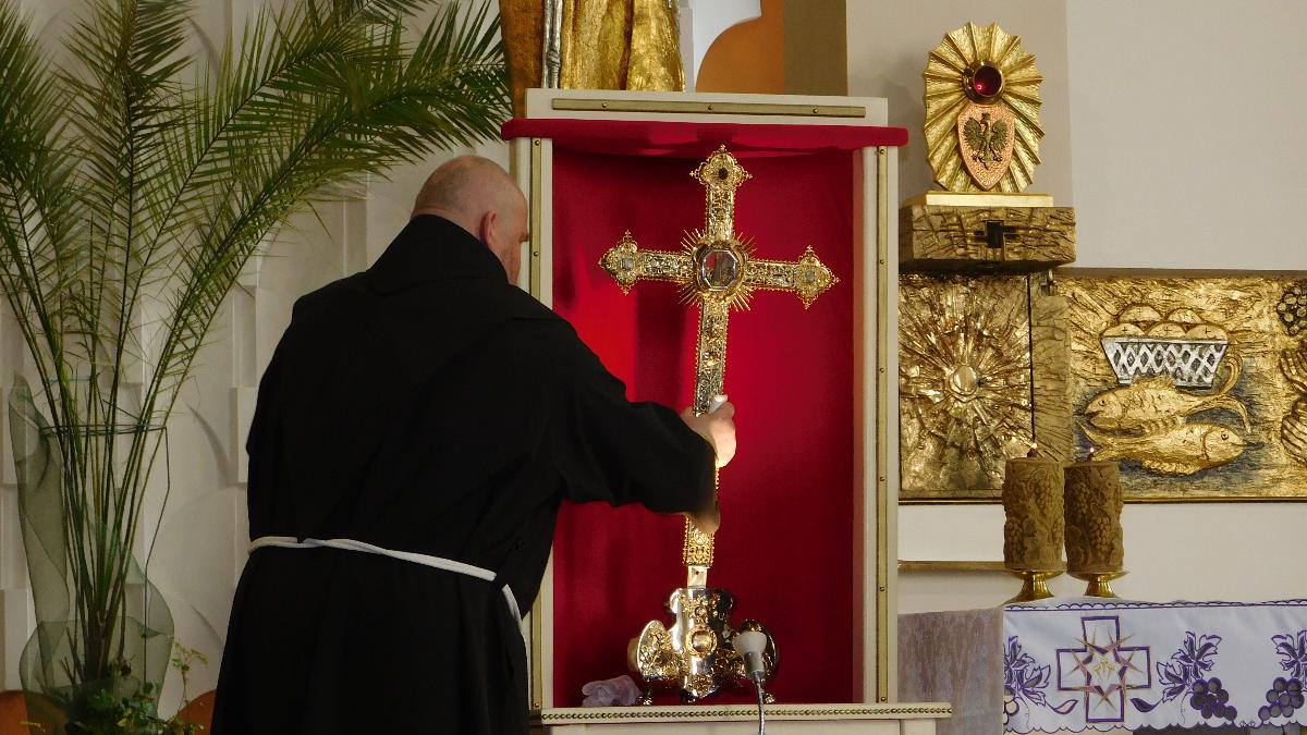 Co się stało z krzyżem Chrystusa po Jego śmierci? - Zdjęcie główne