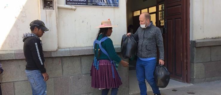 Misjonarz pisze z Boliwii. Koronawirus i głód. Potrzebna pomoc - Zdjęcie główne