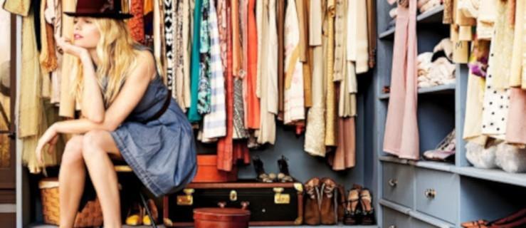Twoje ubrania nie mieszczą się w szafie - proponujemy rozwiązanie  - Zdjęcie główne