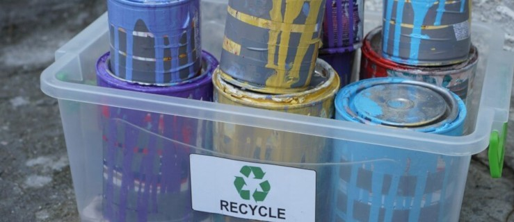 Niebezpieczne odpady - podpowiadamy co z nimi zrobić - Zdjęcie główne