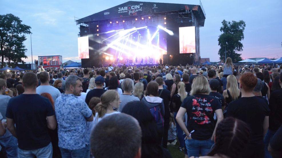 Jarocin Festiwal 2021. Dzień pierwszy. Relacja na żywo [AKTUALIZACJE, FOTO, WIDEO] - Zdjęcie główne
