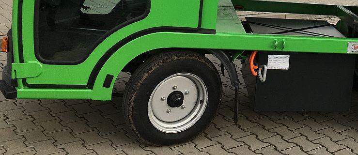 Zakład Gospodarki Odpadami w Jarocinie kupił nowy pojazd. Zasilany jest energią z odpadów  - Zdjęcie główne