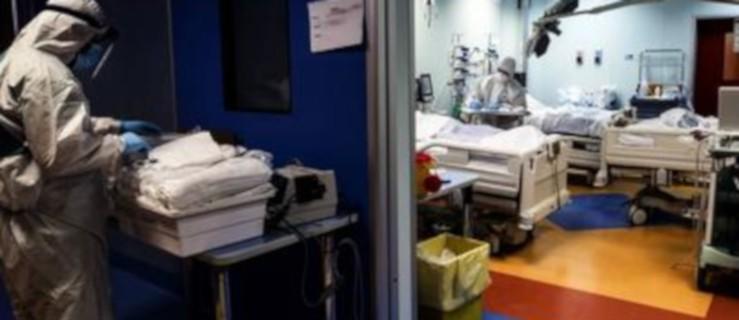 Zmarł pierwszy pacjent jarocińskiego szpitala zarażony koronawirusem - Zdjęcie główne