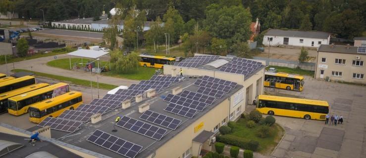Jarocińska spółka autobusowa będzie produkowała prąd - Zdjęcie główne
