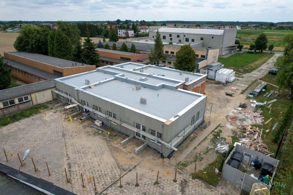 Kiedy zacznie działać nowe przedszkole w Witaszycach? Ile przyjmie dzieci? - Zdjęcie główne