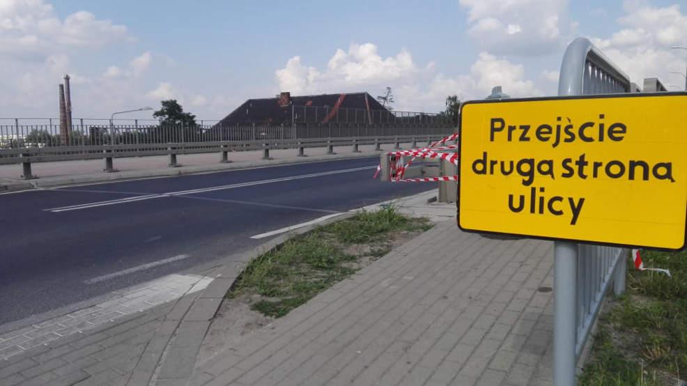 Jarocin. Wiemy, dlaczego zamknięto przejścia dla pieszych na wiaduktach przy ul. Powstańców Wielkopolskich - Zdjęcie główne