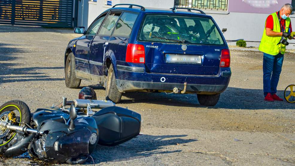 Koniec śledztwa w sprawie śmiertelnego wypadku motocyklisty w Witaszyczkach - Zdjęcie główne
