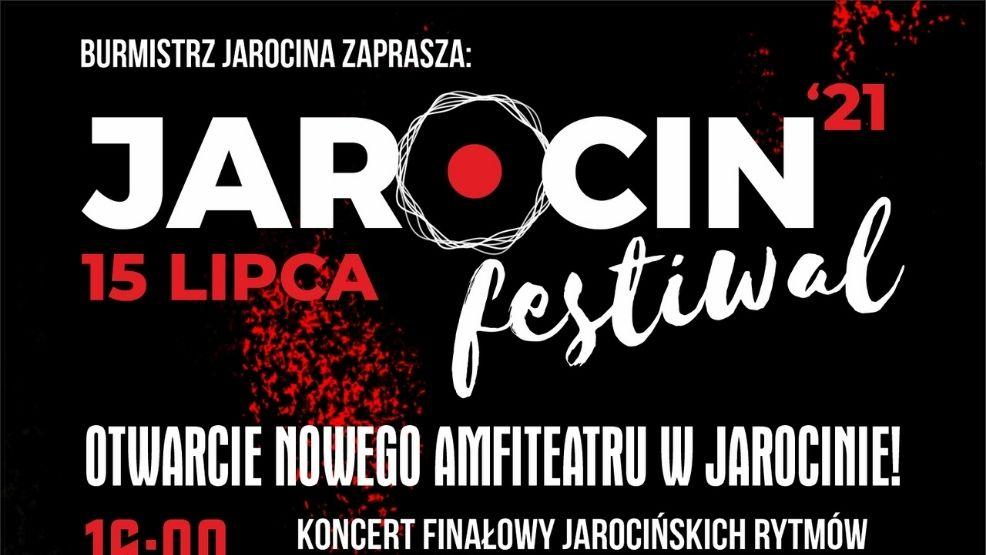 Muzyczne otwarcie nowego amfiteatru w Jarocinie już 15 lipca! - Zdjęcie główne