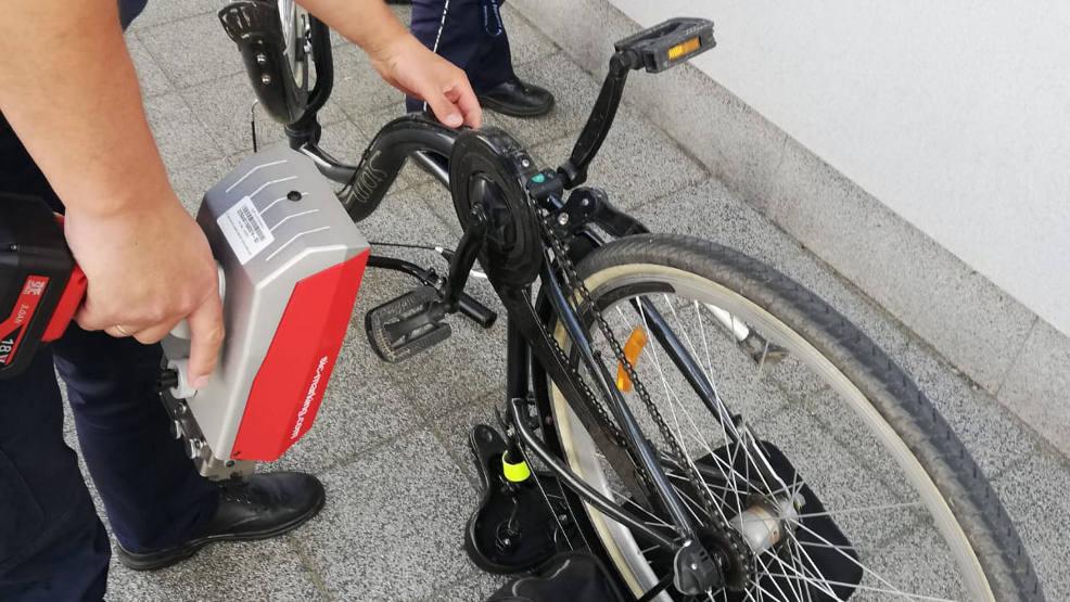 Znakowanie rowerów w całym powiecie. Sprawdź, jak to zrobić?  - Zdjęcie główne