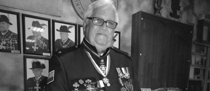 Zmarł Ryszard Hybiak, prezes Kurkowego Bractwa Strzeleckiego w Jarocinie  - Zdjęcie główne