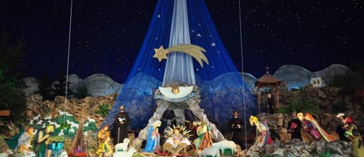 Jarocin. Więcej mszy św. w Wigilię i Boże Narodzenie. Zobacz, gdzie i o której pasterki  - Zdjęcie główne