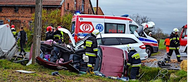 Zmarło dziecko, ofiara niedzielnego wypadku  - Zdjęcie główne