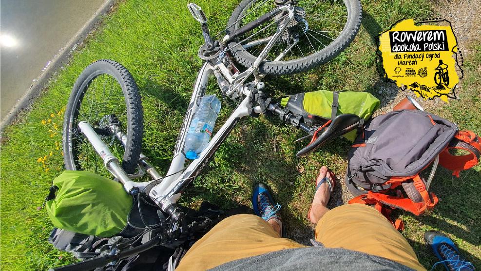 Ruszyły zapisy na wyprawę Rowerem wokół Polski dla Fundacji Ogród Marzeń. Zobacz rozmowę z Mateuszem Wielgoszem nagraną w naszym studiu  - Zdjęcie główne