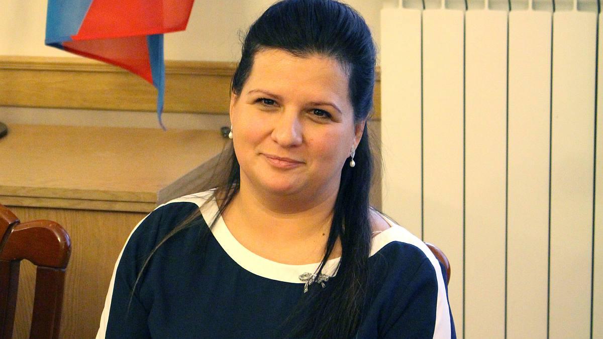 Lidia Czechak od radnej miejskiej do starosty powiatu jarocińskiego. Pierwsza kobieta starosta - Zdjęcie główne