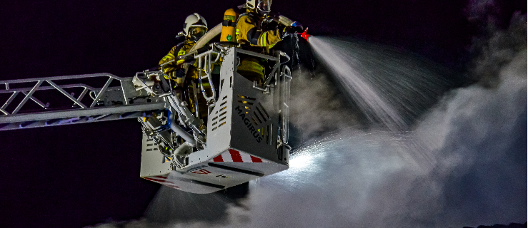 Strażacy najczęściej wyjeżdżali do szpitala. Było też sześć pożarów   - Zdjęcie główne