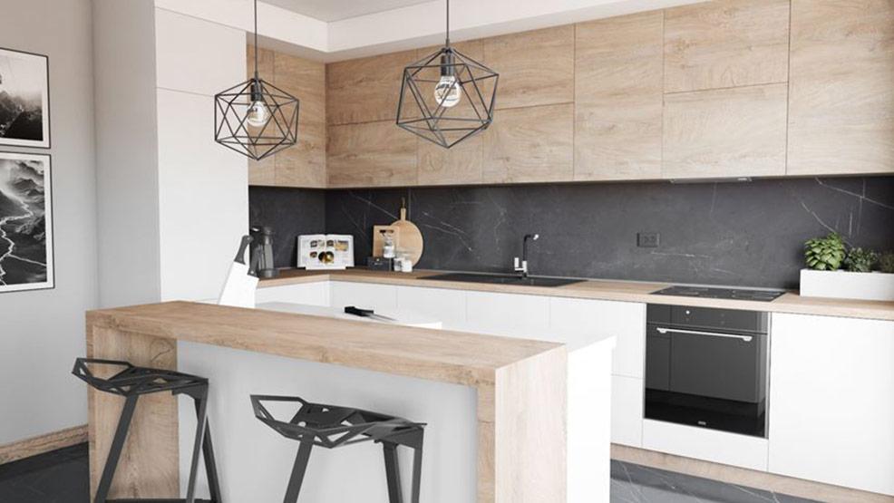 Jakie płytki do kuchni na ścianę?  - Zdjęcie główne
