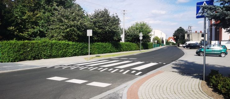 Nowa i bezpieczniejsza droga do szkoły - Zdjęcie główne