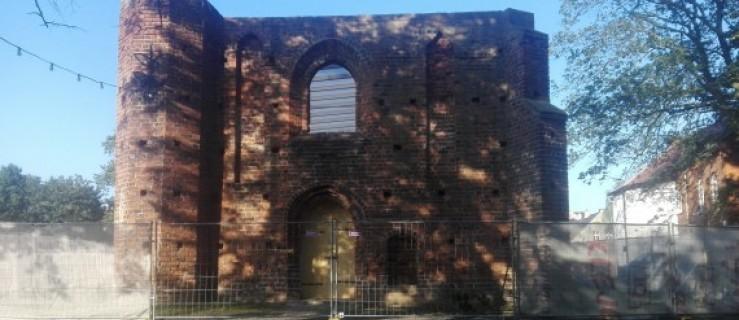Renowacja ruin kościoła za 1,3 miliona złotych - Zdjęcie główne