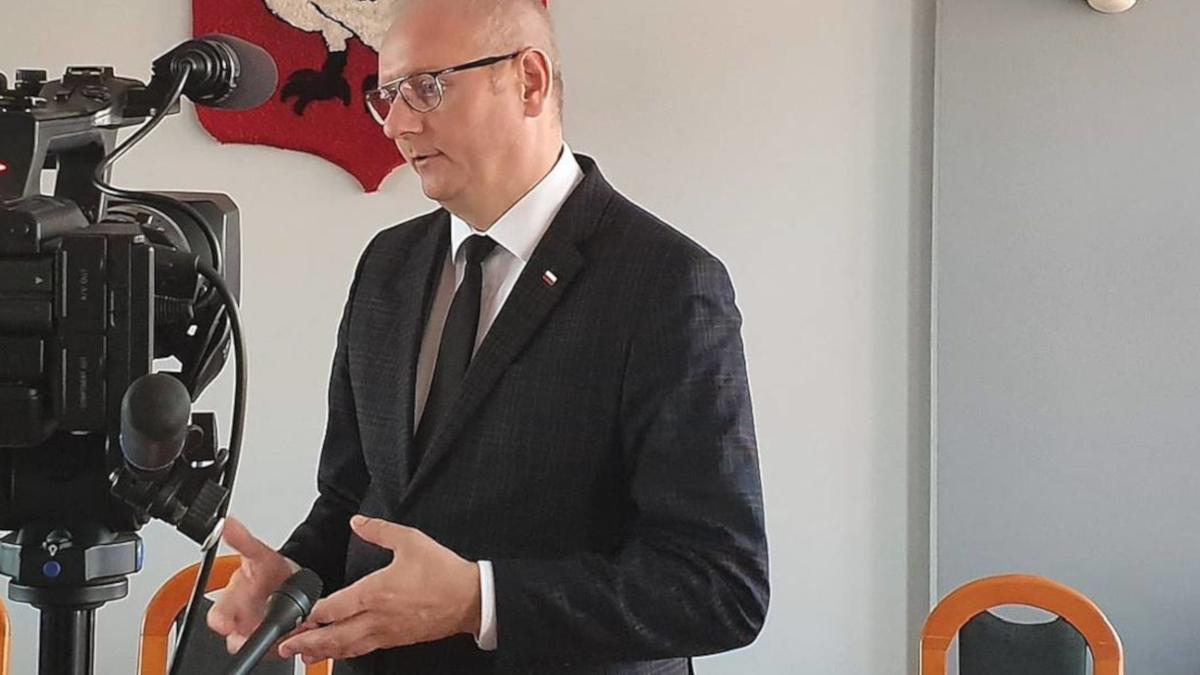 Jarocin. Burmistrz zaproponował pracę byłemu wojewodzie - Zdjęcie główne
