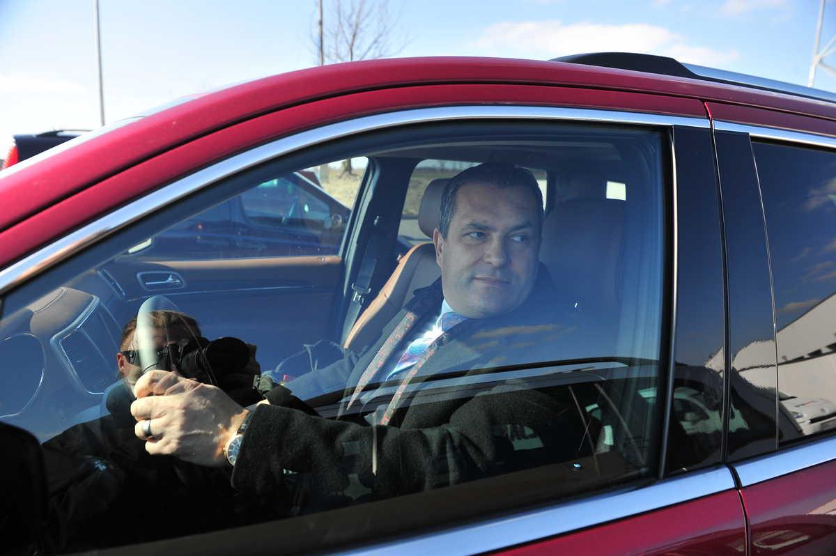 Burmistrz Adam Pawlicki jechał za szybko i stracił prawo jazdy [AKTUALIZACJA] - Zdjęcie główne