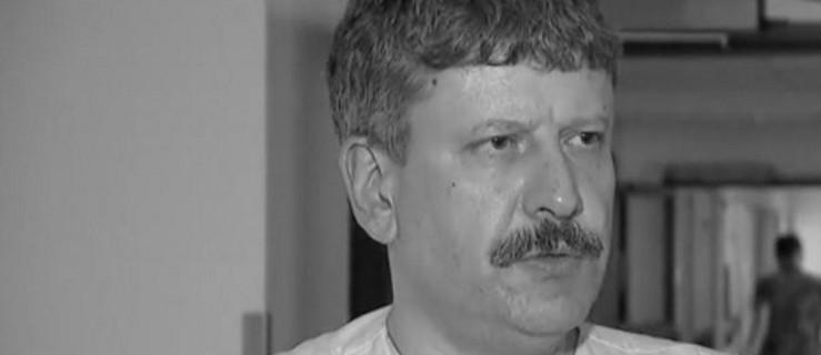 Nie żyje lekarz Grzegorz Jankowski, ordynator oddziału Anestezjologii i Intensywnej Terapii w Koninie - Zdjęcie główne