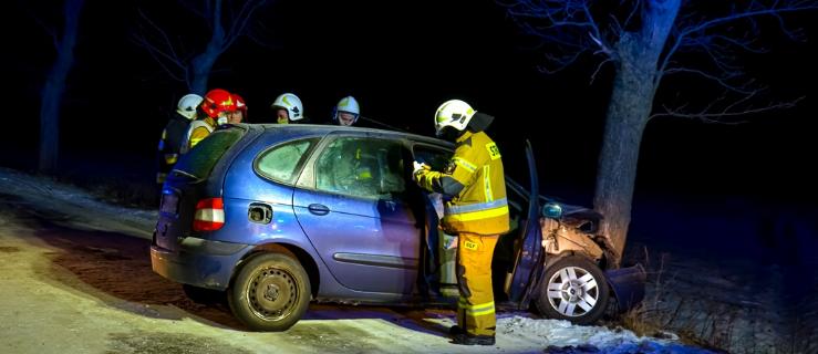 Jarocińscy strażacy pojechali na ratunek do sąsiedniego powiatu - Zdjęcie główne