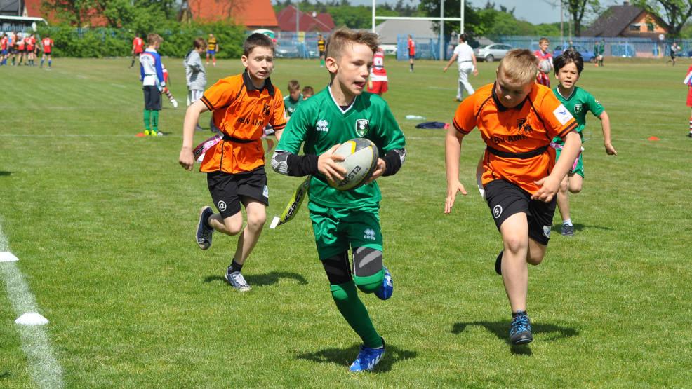 Rugby Klub Sparta Jarocin dostała 45 tys. zł z Ministerstwa Kultury i Dziedzictwa Narodowego  - Zdjęcie główne