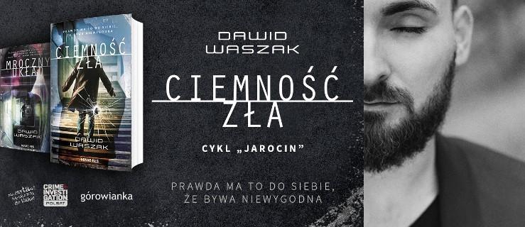"""Ostatnia część cyklu """"Jarocin"""" już w sprzedaży. Dawid Waszak o swojej twórczości - Zdjęcie główne"""