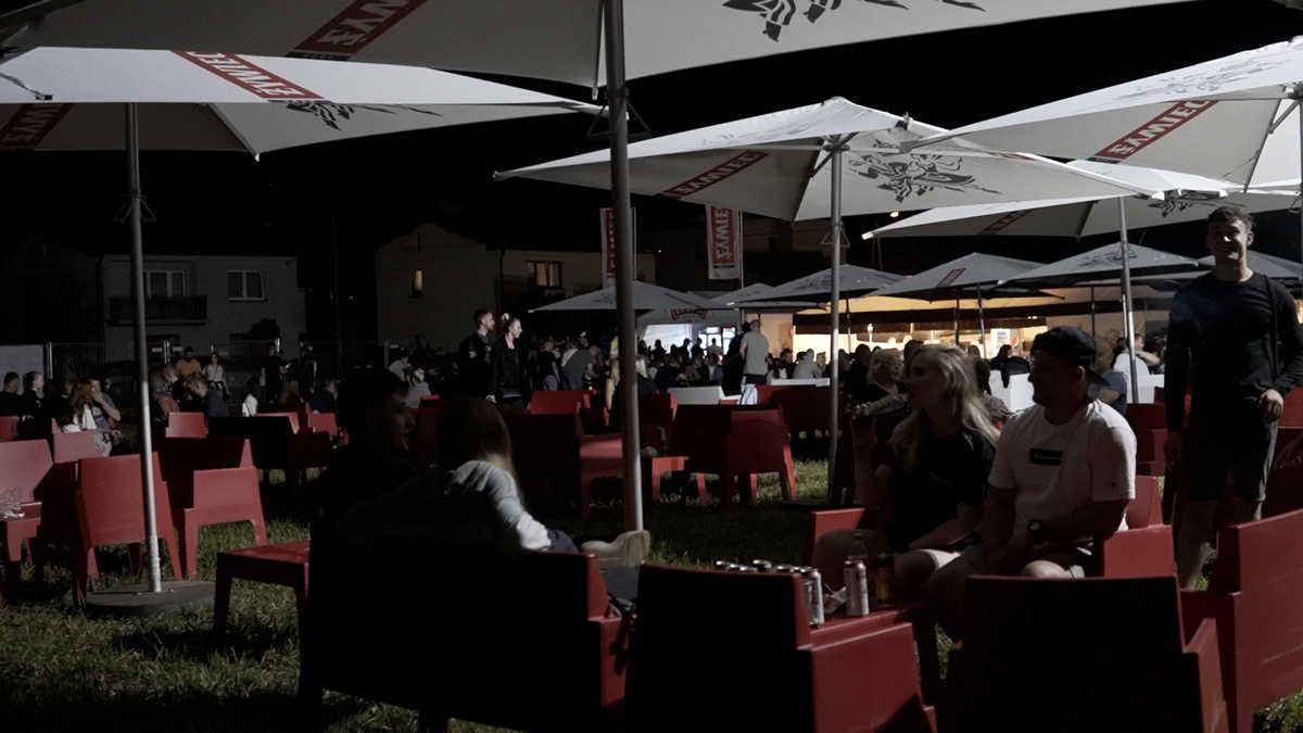 Strefa jarociniaka na Jarocin Festiwal 2021 zamiast rowu na Maratońskiej. Jak się sprawdziła? [ZDJĘCIA]  - Zdjęcie główne