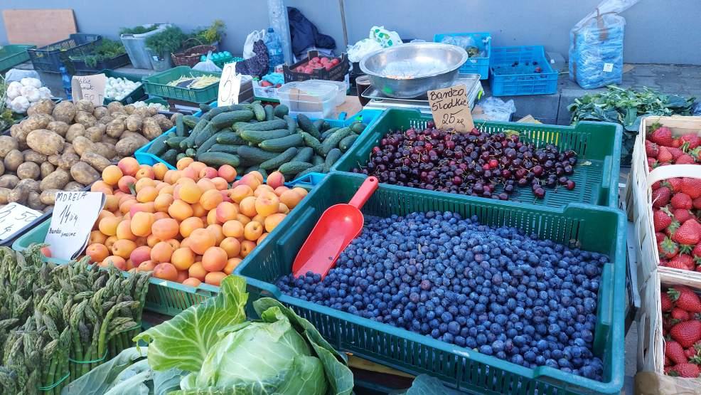 Ceny warzyw na targowisku w Jarocinie? ZOBACZ nasz raport - Zdjęcie główne