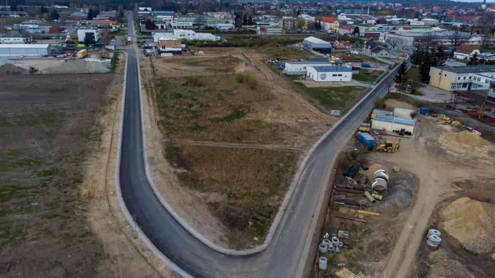 Jarocin. Dwie ulice przebudowane za jednym razem - Zdjęcie główne
