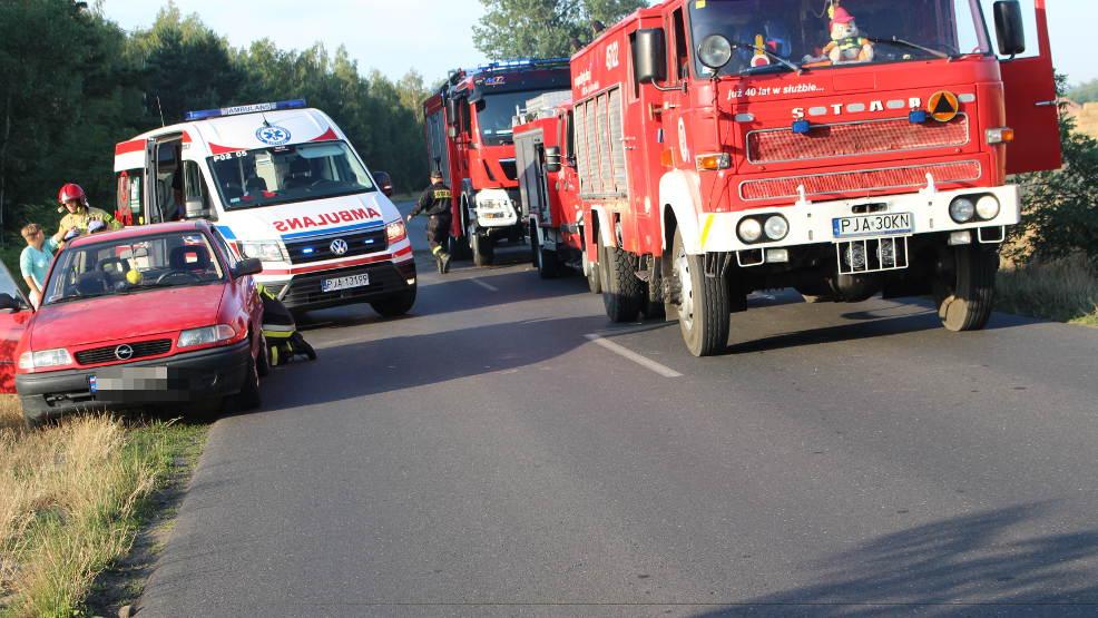 Wóz bojowy za ponad 900 tys. zł trafi do OSP Wilkowyja  - Zdjęcie główne