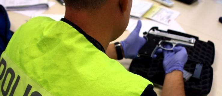 Policja zatrzymała sprawcę nocnej strzelaniny na stacji paliw w Kotlinie  - Zdjęcie główne