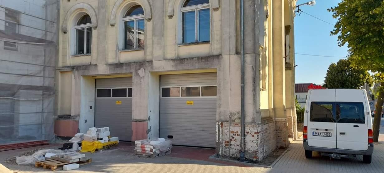 Prawie milion dostali na remont GOK-u w Jaraczewie. Trwa przebudowa [ZDJĘCIA, WIDEO] - Zdjęcie główne