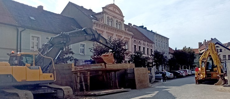 Rewitalizacja Jarocina. Co z wymianą starych rur gazowych w centrum miasta? Burmistrz interweniował w Warszawie - Zdjęcie główne