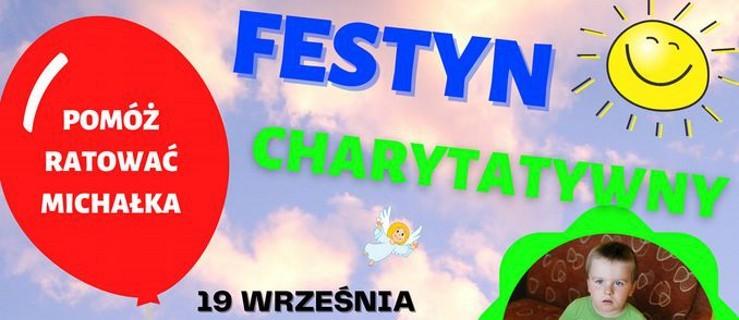 Festyn dla Michałka w Witaszycach. Do operacji brakuje niecałe 38 tysięcy  - Zdjęcie główne