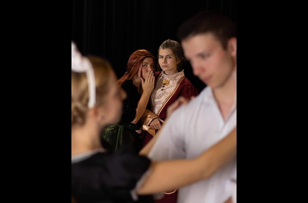 Narodowe czytanie i spektakl w JOK-u. Co przygotowała młodzież? - Zdjęcie główne