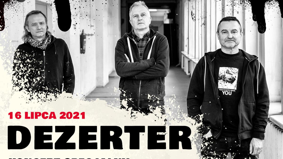 Jarocin Festiwal 2021.Organizator ogłosił pierwszą gwiazdę. Na scenie zagra legendarny zespół - Zdjęcie główne
