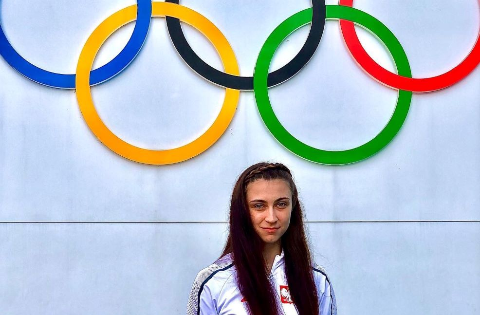 Jarocińska olimpijka złożyła ślubowanie! - Zdjęcie główne